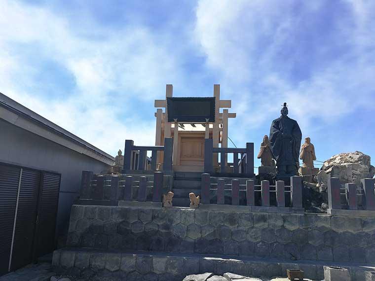 御嶽神社奥宮