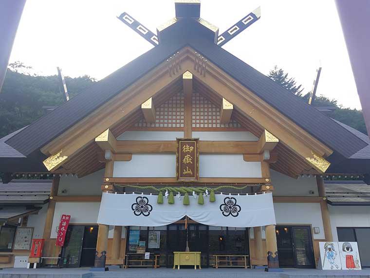 御嶽神社(木曽本宮)