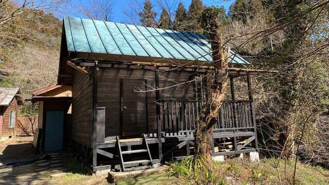 自然人村キャンプワーケーションとは?自然豊かな小屋でキャンプと仕事