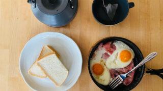 おはようございます。今日の朝食です。2021年5月16日~22日